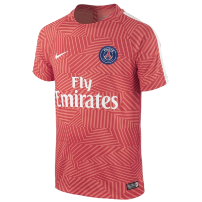 Maillot entrainement PSG Squad 2016-17 NIKE