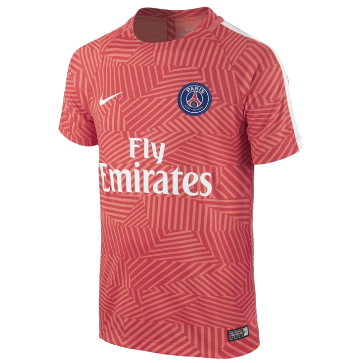 Training shirt PSG Squad 2016-17 NIKE
