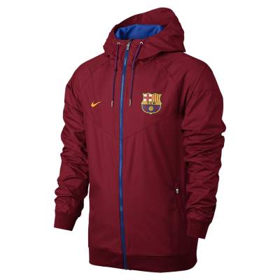 Chaqueta FC Barcelona Authentic Windrunner Nike