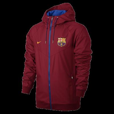 Veste FC Barcelone Authentic Windrunner Nike
