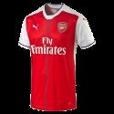Camiseta Arsenal domicilio 2016-17 PUMA