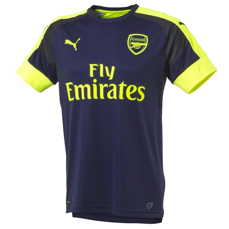 Maillot Arsenal third 2016-17 PUMA