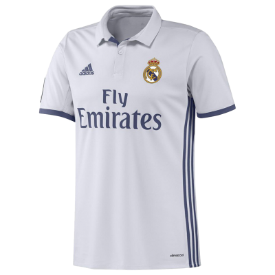 Shirt Real Madrid home 2016-17 ADIDAS kid