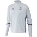 Training top Real Madrid Adidas 2016-17 white