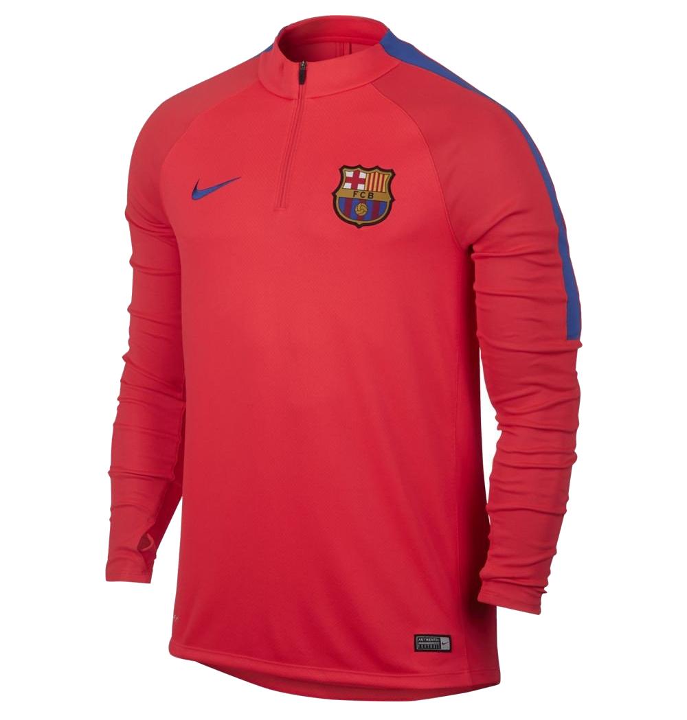 salomon ligne - Maillot entrainement JR Barcelone 2015-16 NIKE - STYL'FOOT
