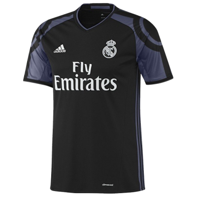 Shirt Real Madrid third 2016-17 ADIDAS kid