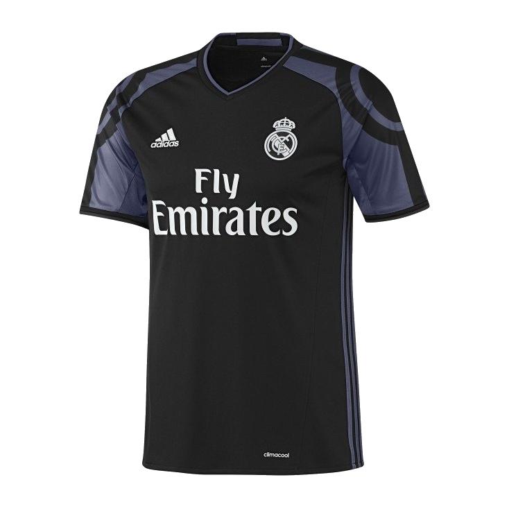 Shirt Real Madrid third 2016-17 ADIDAS