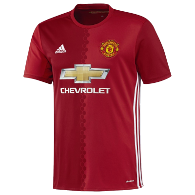 Maillot Manchester United domicile 2016-17 Adidas junior