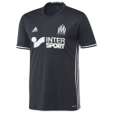 Shirt Marseille away 2016-17 ADIDAS kid