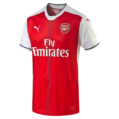 Maillot Arsenal domicile 2016-17 PUMA junior