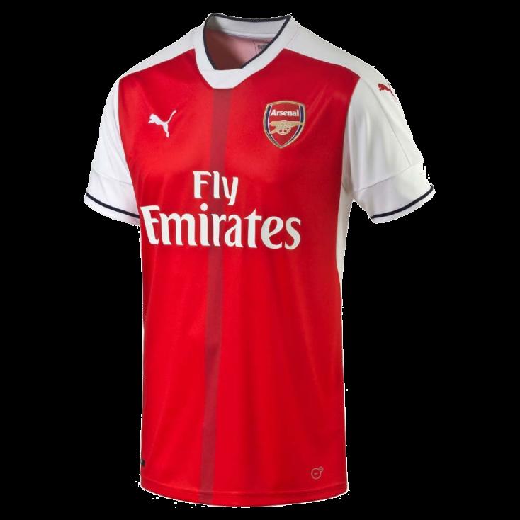 Shirt Arsenal home 2016-17 PUMA