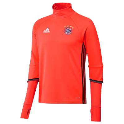 Training top Bayern Munich Adidas 2016-17 kid