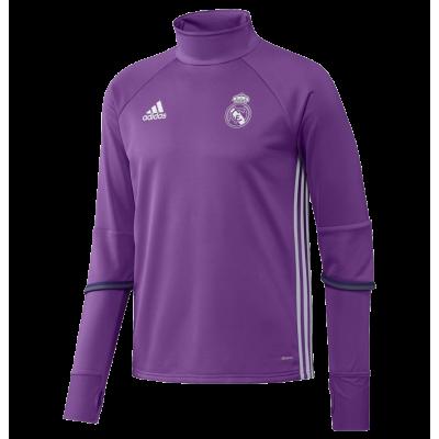 Training top Real Madrid Adidas 2016-17 kid