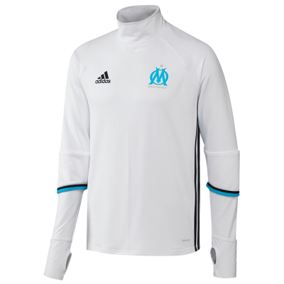 Training top Marseille Adidas 2016-17 kid