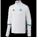 Training top Marseille Adidas 2016-17 kid