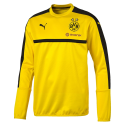 Sweat Borussia Dortmund Puma yelllow kid