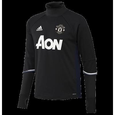 Training top Manchester United Adidas 2016-17 black