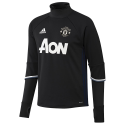 Training top Manchester United Adidas 2016-17 black