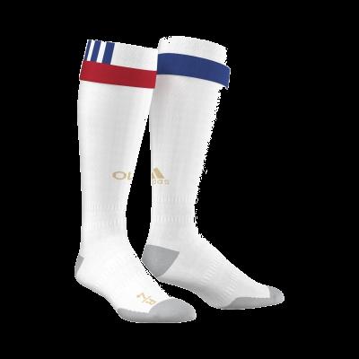 Chaussettes OL domicile 2016-17 Adidas
