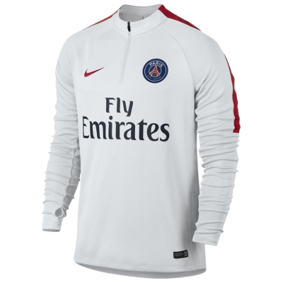 Training top PSG white Nike