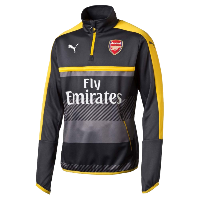 Training top Arsenal Puma black