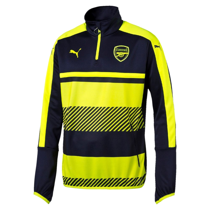 Training top Arsenal Puma UCL