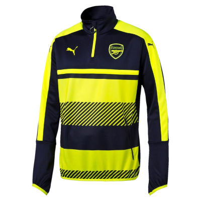 Training top Arsenal Puma UCL junior