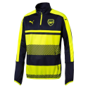 Training top Arsenal Puma UCL kid
