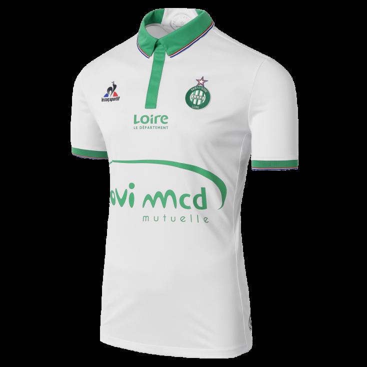 Shirt Saint Etienne away 2016-17 Le Coq Sportif