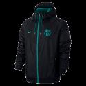 Veste FC Barcelone Authentic Windrunner Nike noir