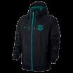 Jacket FC Barcelona Authentic Windrunner Nike black