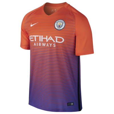 Shirt Manchester City third 2016-17 NIKE