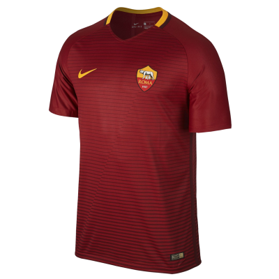 Shirt AS Roma home 2016-17 NIKE