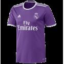 Shirt Real Madrid away 2016-17 ADIDAS kid