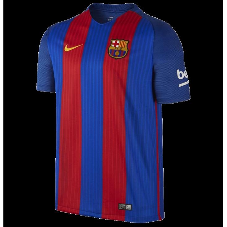 Maillot FC Barcelone domicile 2016-17 Nike