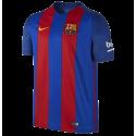 Maillot FC Barcelone domicile 2016-17 Nike junior