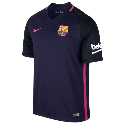 Shirt FC Barcelona away 2016-17 NIKE kid