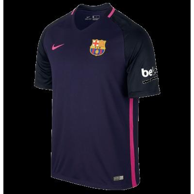 Shirt FC Barcelona away 2016-17 NIKE kid