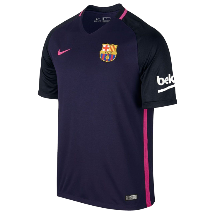 Shirt FC Barcelona away 2016-17 NIKE
