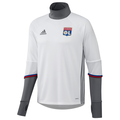Training top LYON Adidas 2016-17