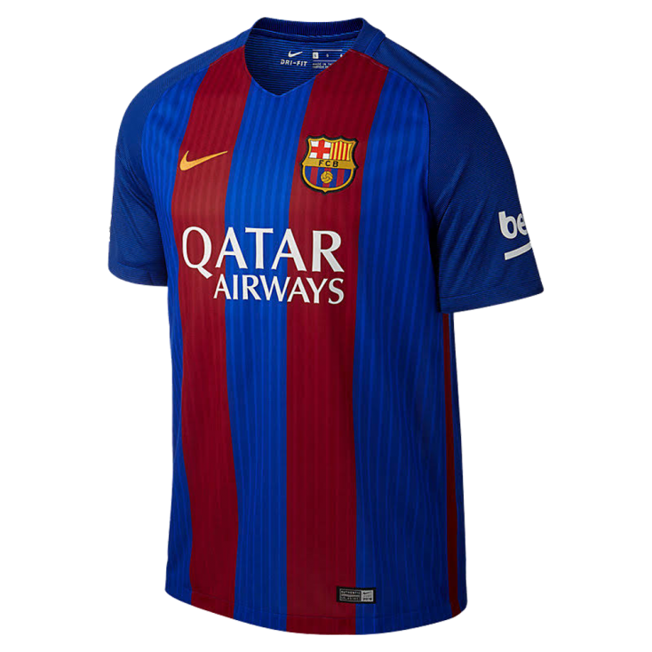 Shirt FC Barcelona home 2016-17 NIKE
