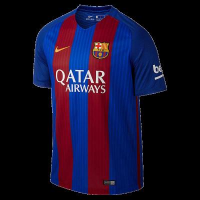 Shirt FC Barcelona home 2016-17 NIKE kid