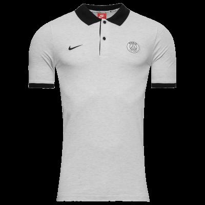 Polo PSG Authentic 2016-17 NIKE white