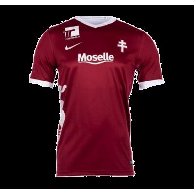 Maillot FC Metz domicile 2016-17 Nike junior