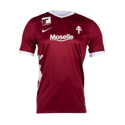 Shirt FC Metz home 2016-17 Nike kid
