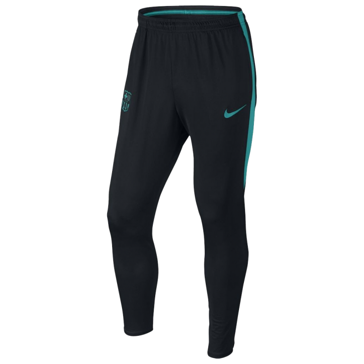 Training pant kid FC Barcelona black Nike