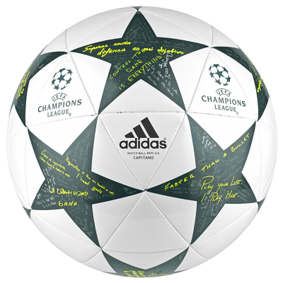 Ballon Finale UCL 2017 Adidas