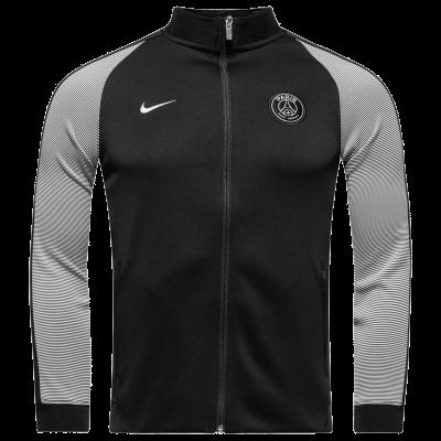 Veste PSG noir Nike junior