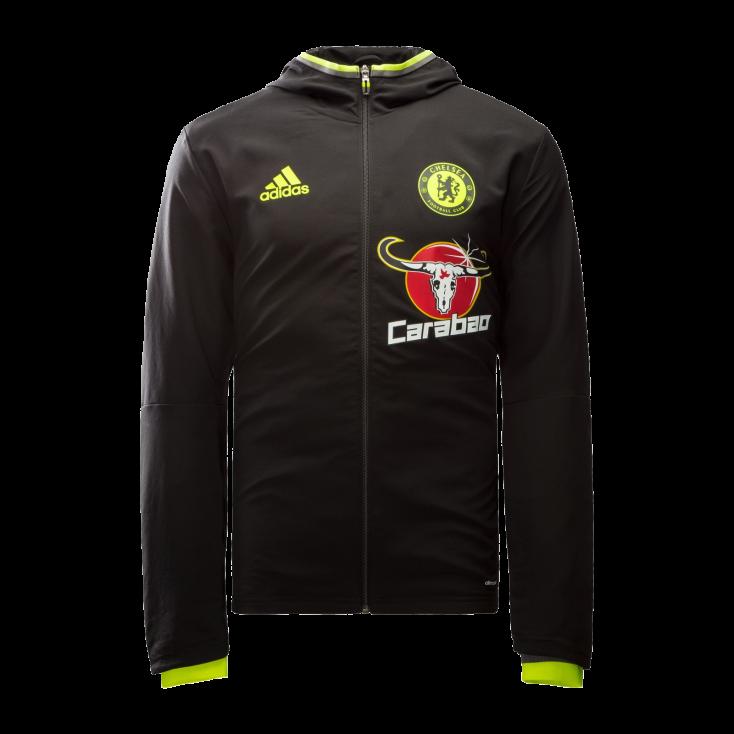 Jacket Chelsea FC 2016-17 ADIDAS black