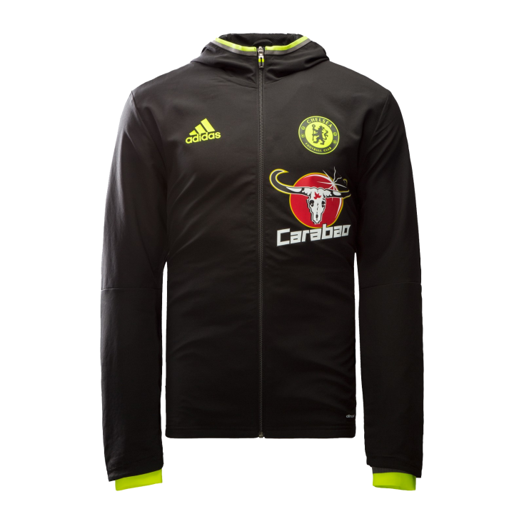 Veste Chelsea FC 2016-17 ADIDAS noir